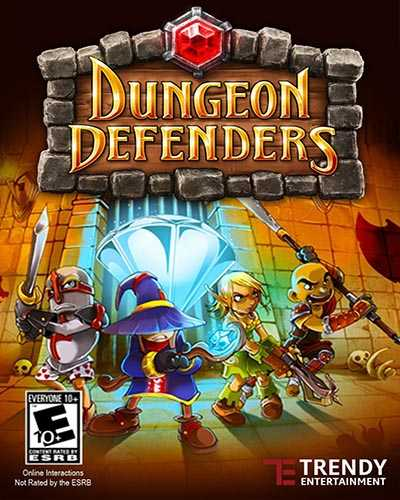 Dungeon Defenders PC Game Latest Version Free Download