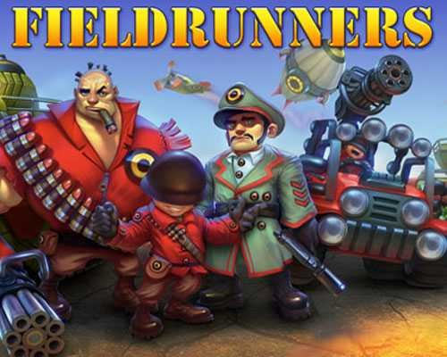 Fieldrunners PC Latest Version Game Free Download