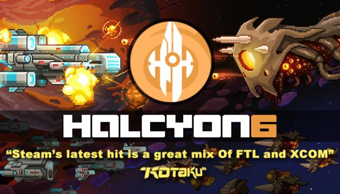 Halcyon 6: Starbase Commander iOS Version Free Download
