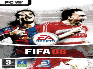 FIFA 08 PC Latest Version Full Game Free Download