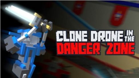 Clone Drone In The Danger Zone iOS/APK Free Download