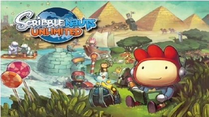 Scribblenauts Unlimited APK Version Free Download