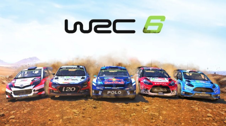 World Rally Championship 6 APK Version Free Download