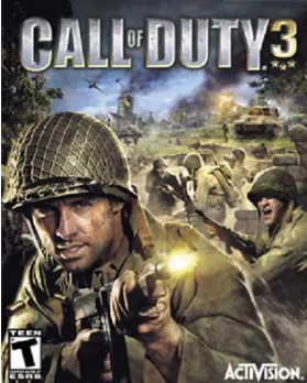 Call Of Duty 3 PC Game Latest Version Free Download