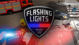 Flashing Lights Police Fire EMS PC Full Version Free Download