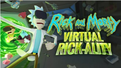 Rick And Morty: Virtual Rick-ality PC Game Free Download