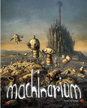 Machinarium iOS/APK Full Version Free Download