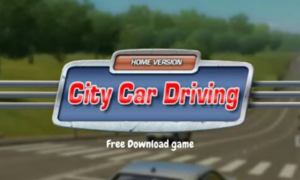 City Car Driving PC Version Full Game Free Download