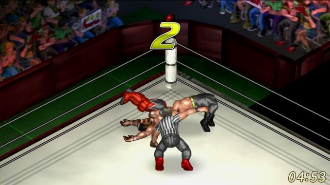 Fire Pro Wrestling World PC Game Full Version Free Download