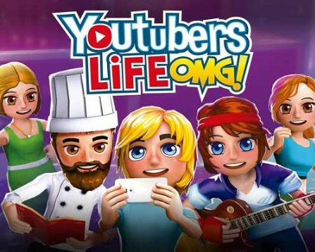 Youtubers Life OMG APK Latest Version Free Download