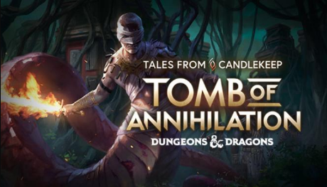 Tales from Candlekeep: Tomb of Annihilation PC Game Free Download