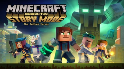 Minecraft: Story Mode Season Two iOS/APK Free Download