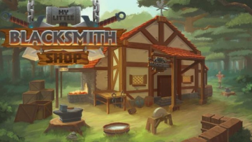 My Little Blacksmith Shop iOS Version Free Download