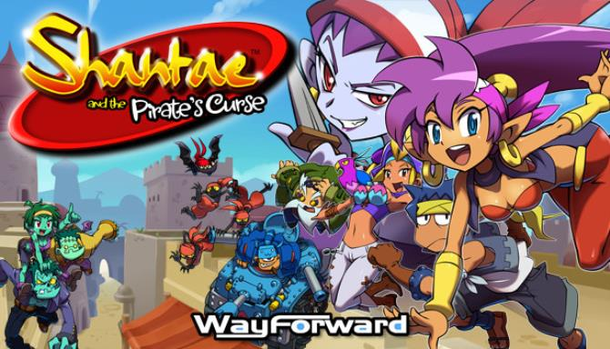 Shantae and the Pirate's Curse iOS/APK Free Download