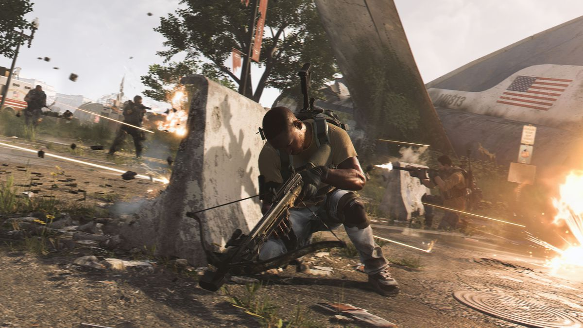 Tom Clancy's The Division 2 PC Version Game Free Download