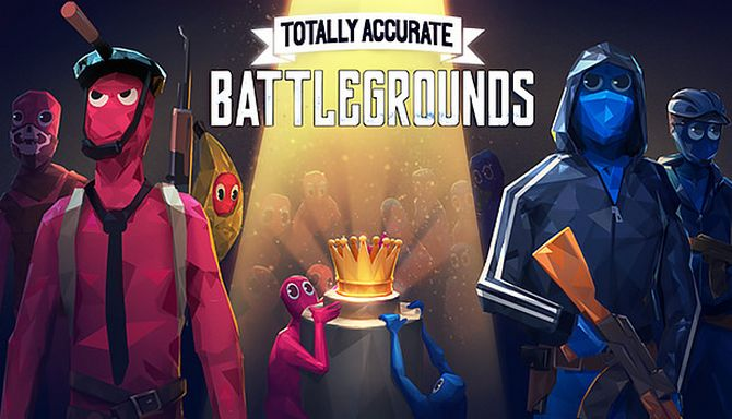Totally Accurate Battlegrounds PC Game Free Download