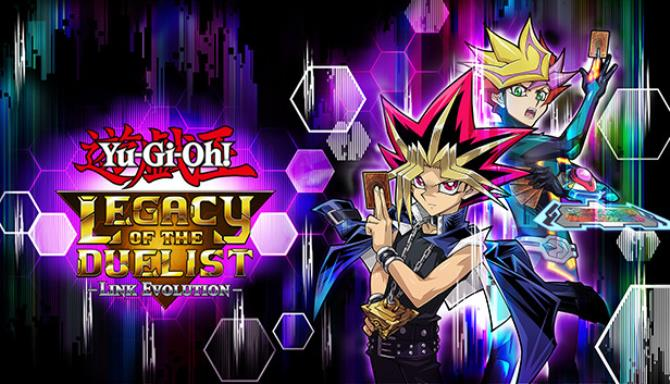 Yu-Gi-Oh! Legacy of the Duelist: Link Evolution iOS/APK Free Download