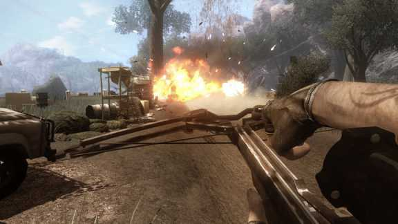 The Far Cry 2 PC Latest Version Game Free Download