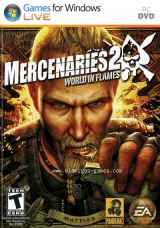 Mercenaries 2 World in Flames PC Game Free Download