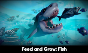 Feed and Grow: Fish PC Version Full Game Free Download