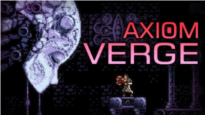 Axiom Verge PC Game Latest Version Free Download