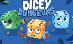 Dicey Dungeons iOS/APK Full Version Free Download